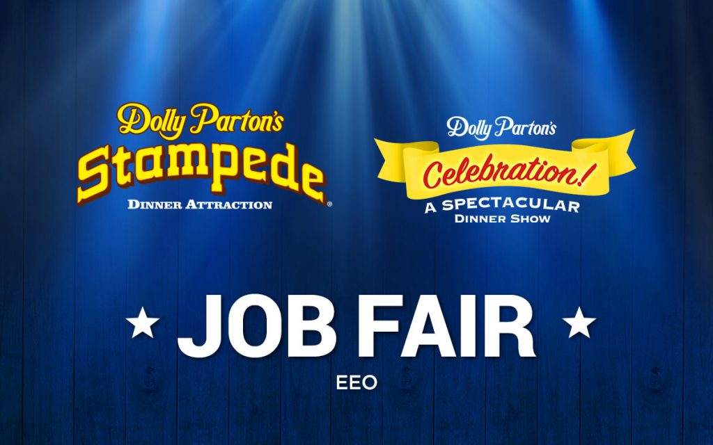 Open Interviews For Celebration! Dinner Show & Dolly Parton's Stampede