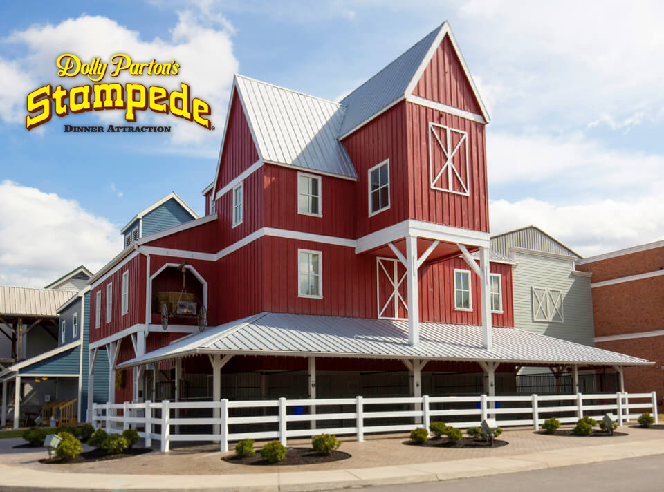 Dolly Parton's Stampede in Pigeon Forge, TN at DinnerShowTickets.com